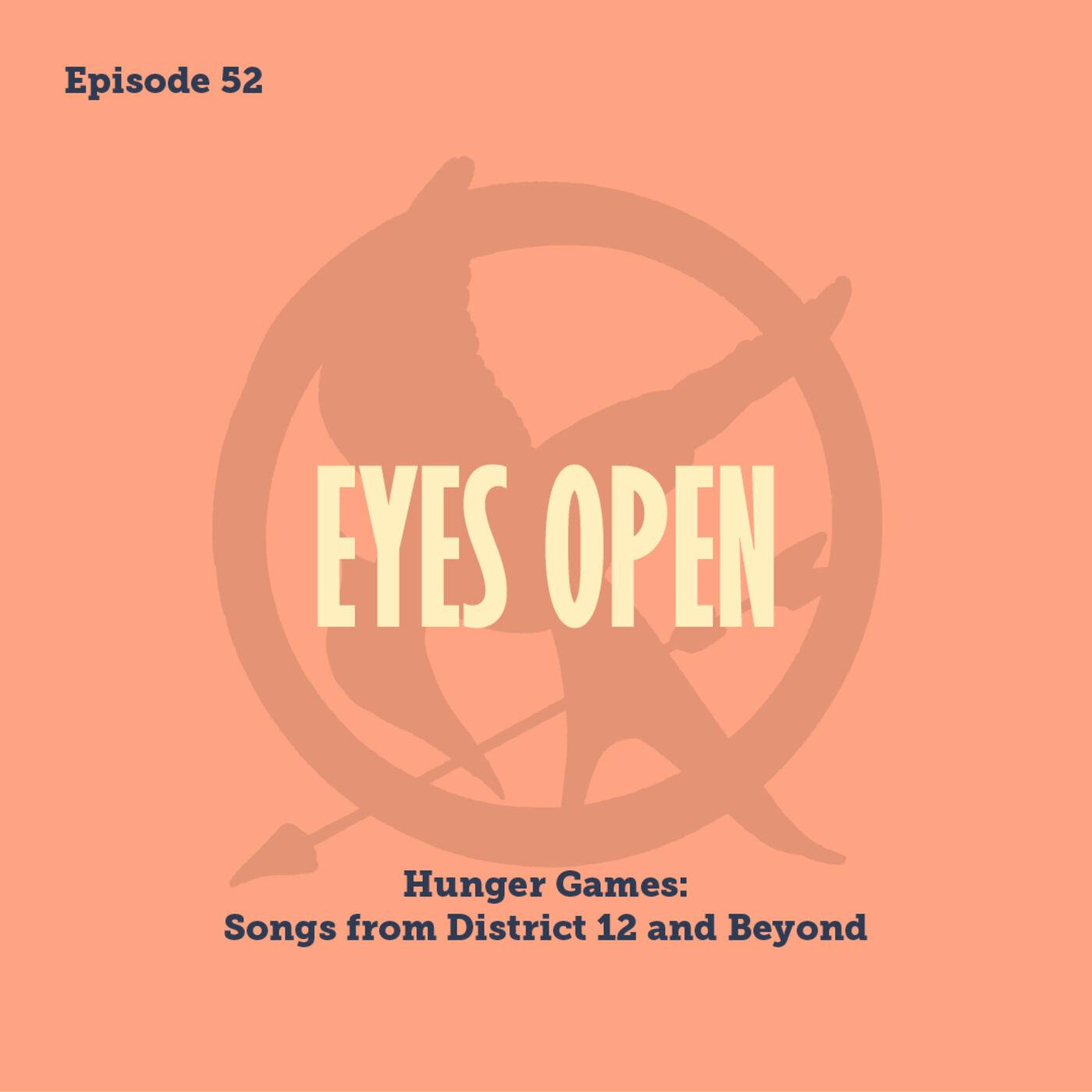 Tay to Z Episode 52: Eyes Open