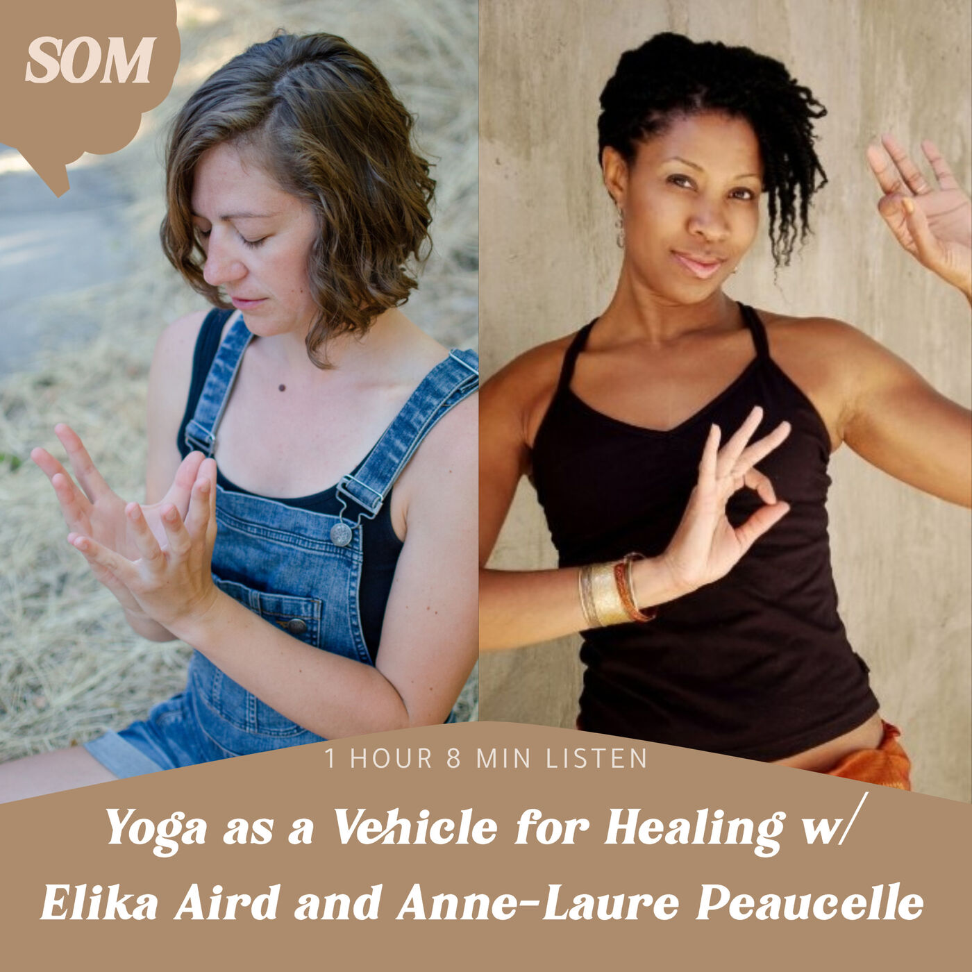 Yoga as a Vehicle for Healing w/ Elika Aird & Anne-Laure Peaucelle