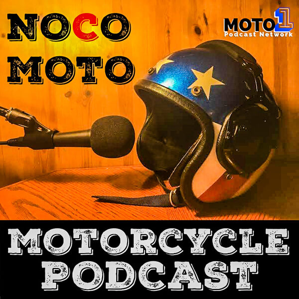 The Noco Moto Motorcycle Podcast Podcast Artwork Image