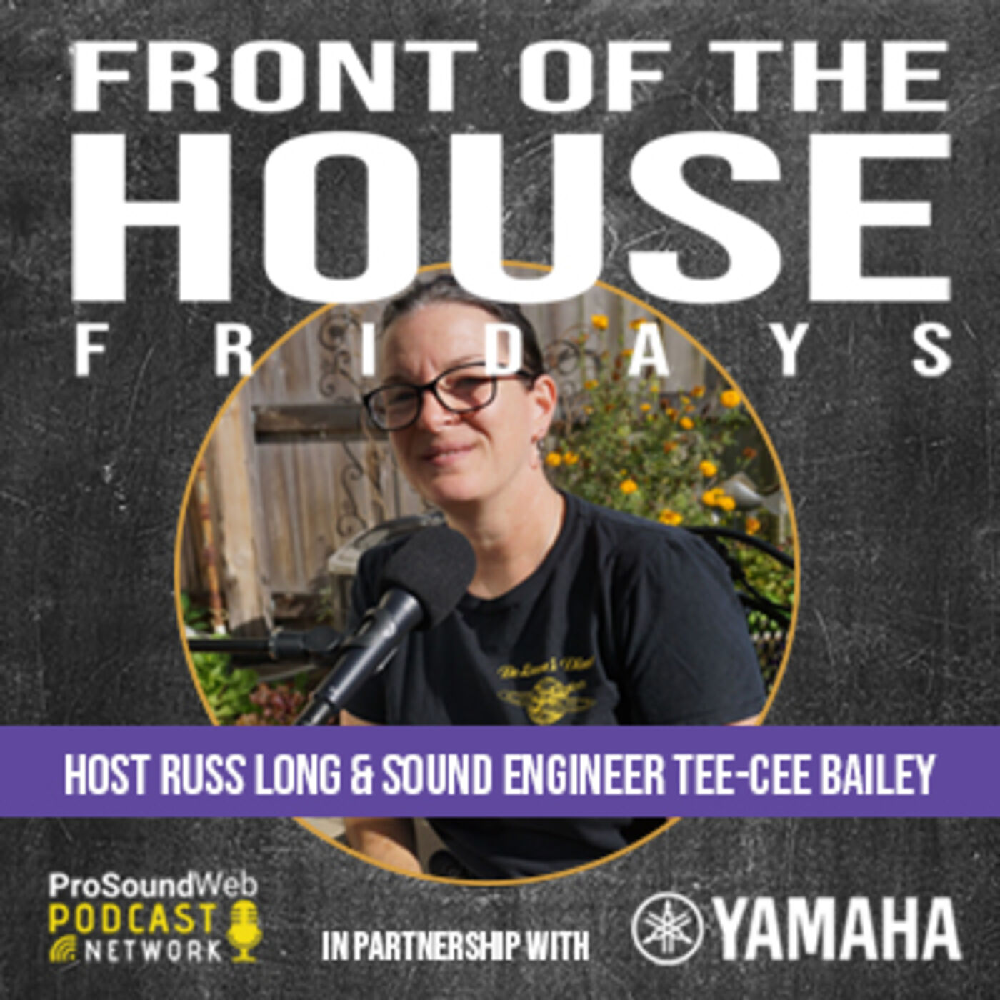 Episode 16: Live & Monitor Engineer Tee-Cee Bailey