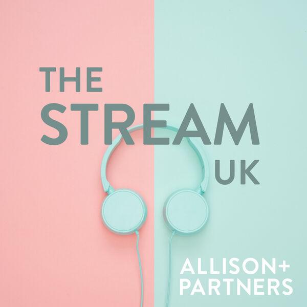 The Stream UK Podcast Artwork Image