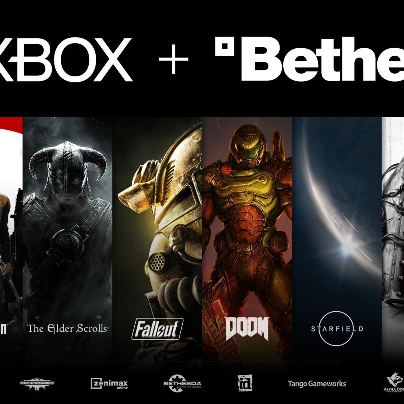 Microsoft has acquired Bethesda's parent company Zenimax