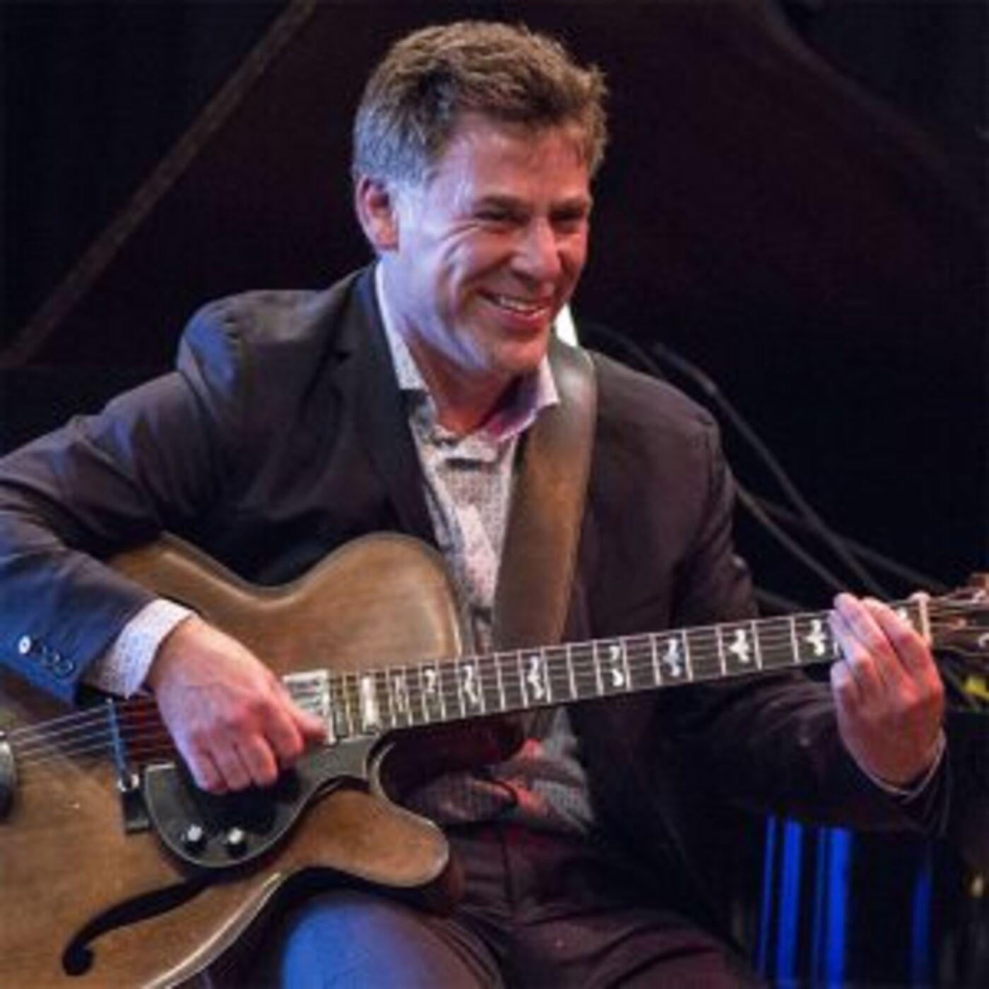 Episode 24 - A Conversation With Guitarist Peter Bernstein