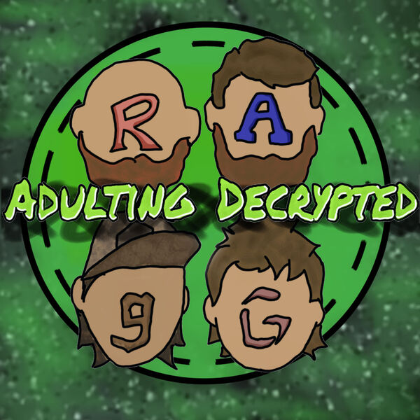 Adulting Decrypted Podcast Artwork Image