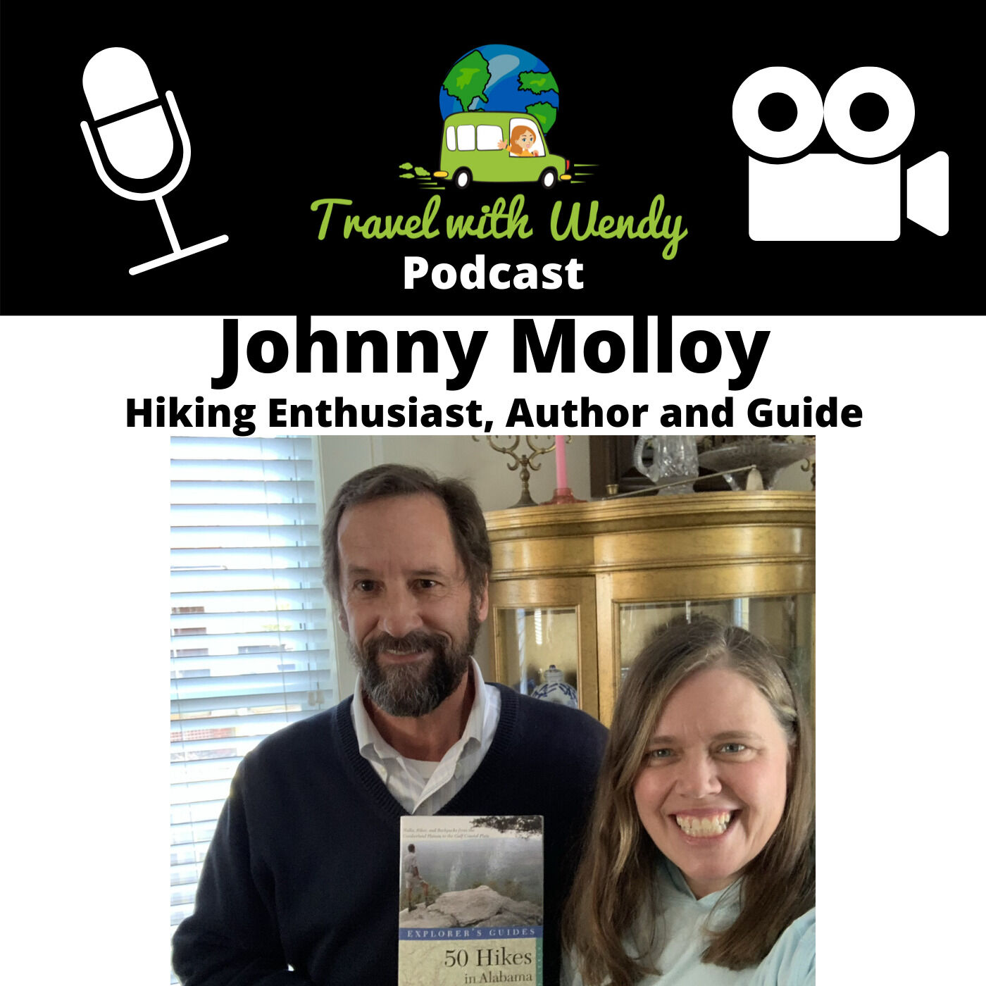 #13 Outdoor Writer & Hiking Guide  - Johnny Molloy