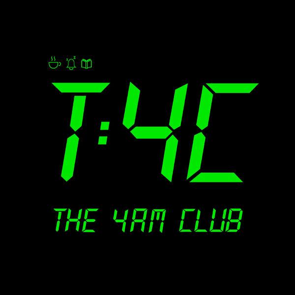 The 4am Club Podcast Artwork Image