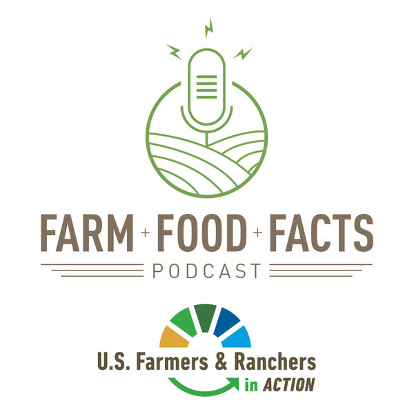 Farm Food Facts Podcast Artwork Image