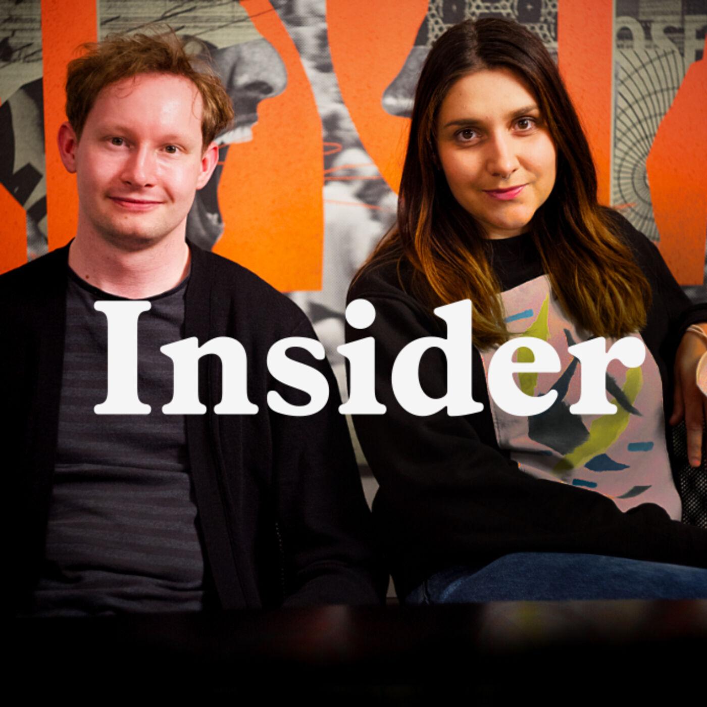 Insider #77 - Apolena Rychlíková a Jakub Zelenka
