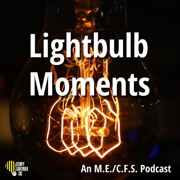 Lightbulb Moments Podcast Artwork Image