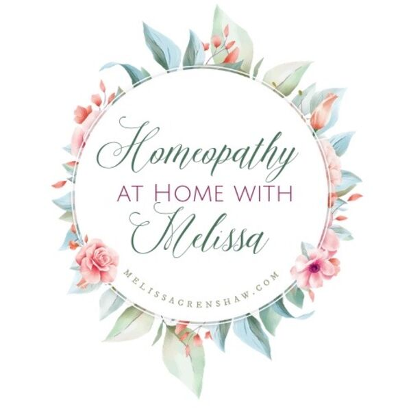 Homeopathy At Home with Melissa Podcast Artwork Image