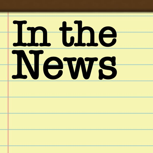 In the News Podcast Artwork Image