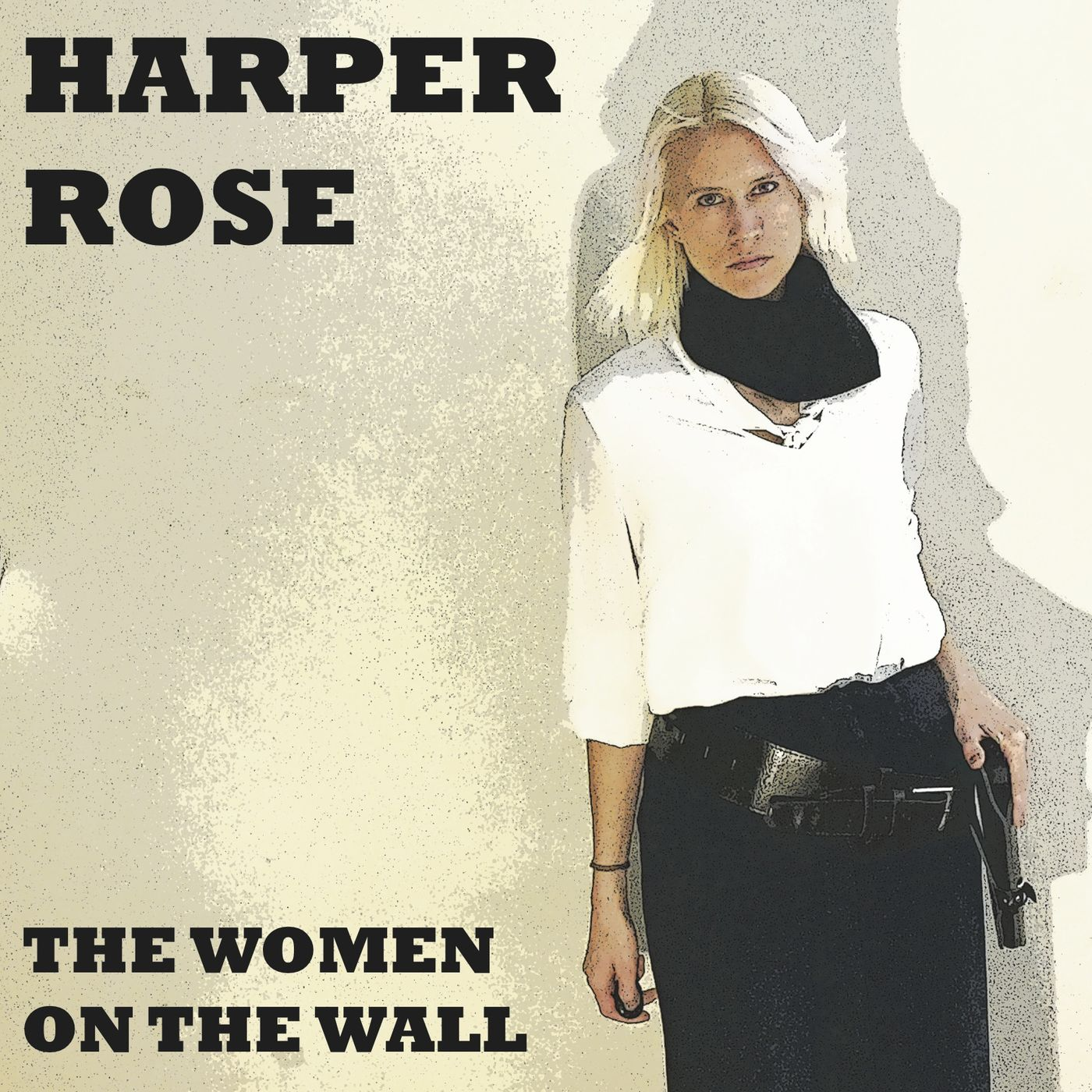 PROMO Harper Rose & The Women on the Wall - A post-apocalyptic Murder Mystery