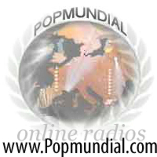 Popmundial Radio London Podcast Artwork Image
