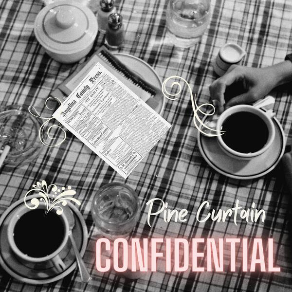 Pine Curtain Confidential Podcast Artwork Image