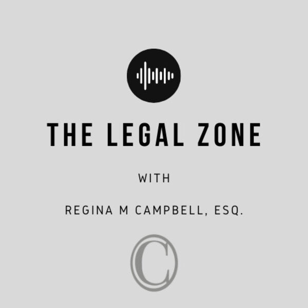 The Legal Zone Podcast Artwork Image