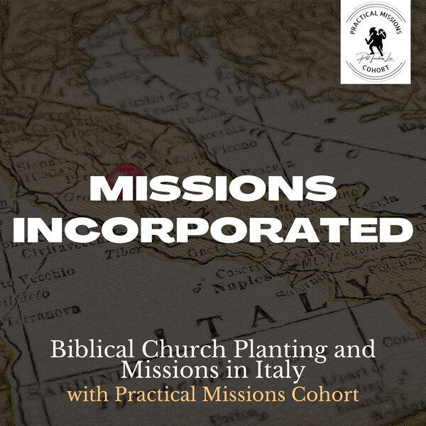 Missions Incorporated Podcast Artwork Image