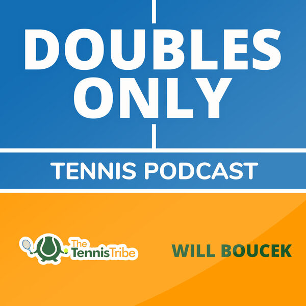 Doubles Only Tennis Podcast Podcast Artwork Image