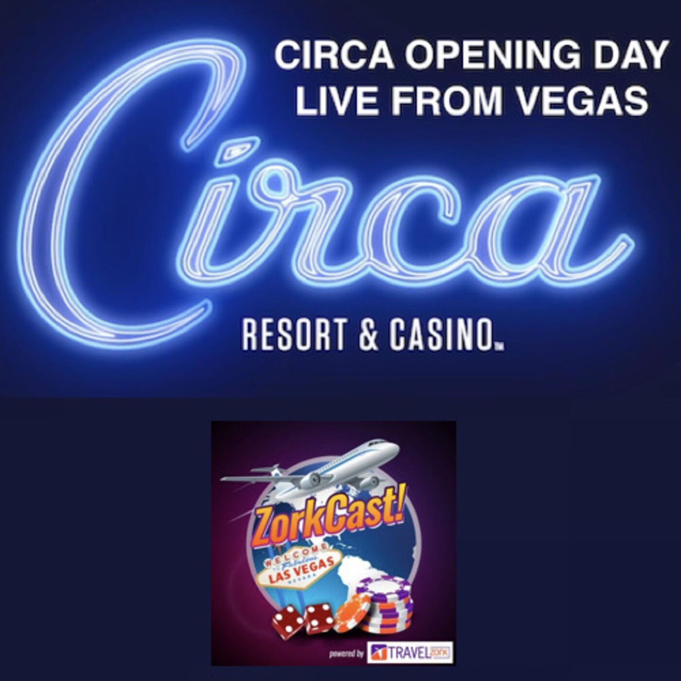 Episode 102 The Most Exciting Thing about Circa Las Vegas with MeltzVegas