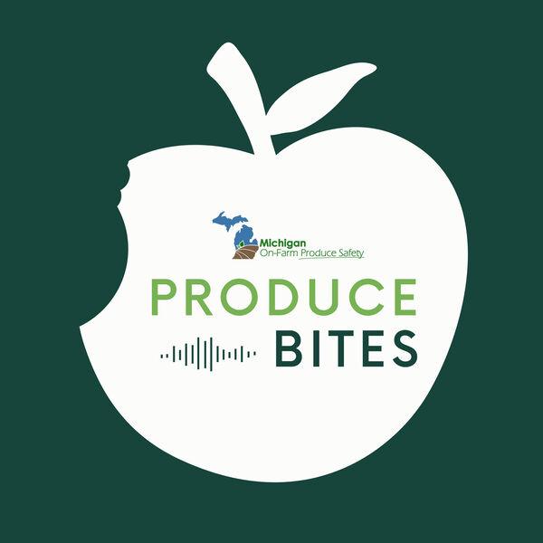 Agrifood Safety Produce Bites Podcast Artwork Image