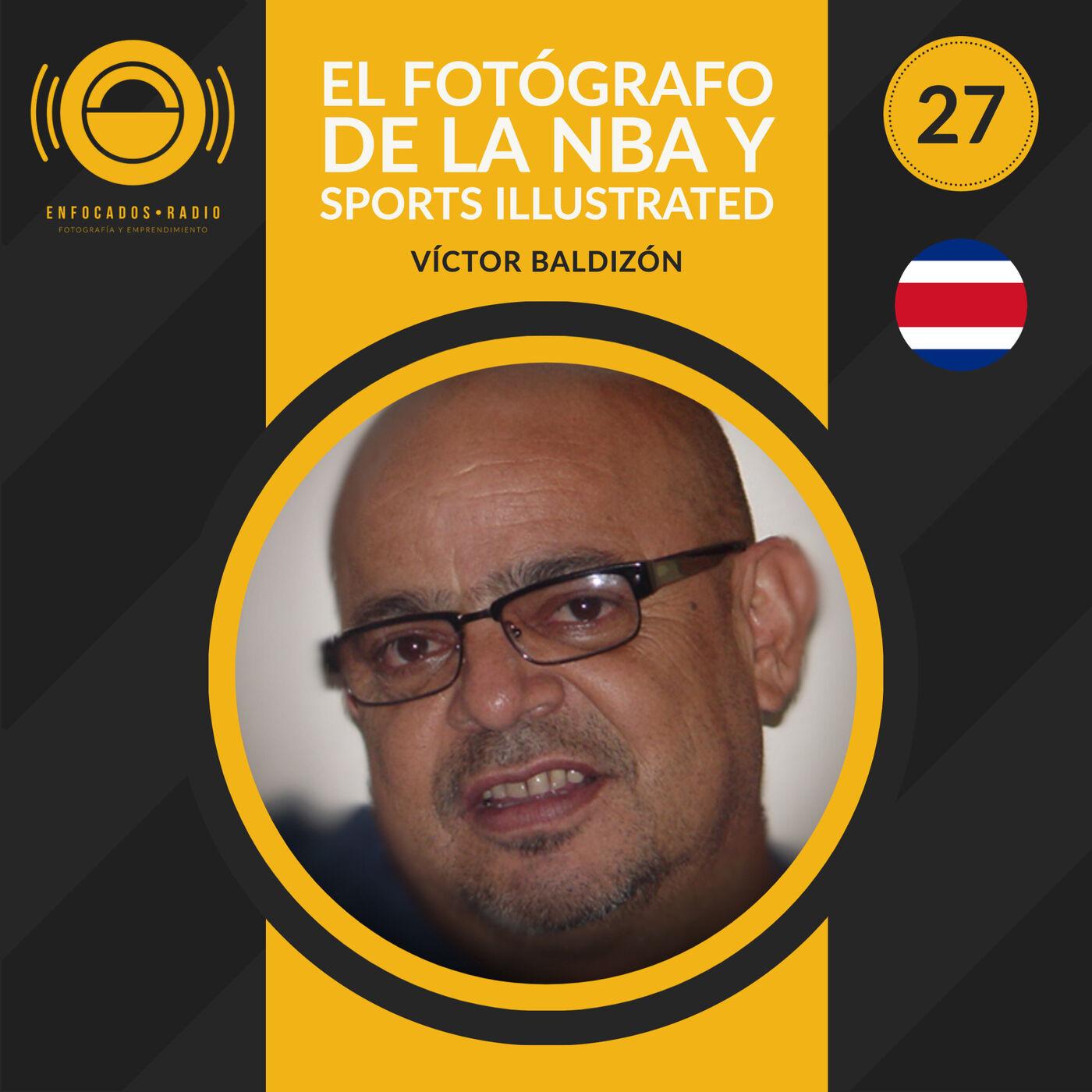 EP027: El fotógrafo de la NBA y Sports Illustrated