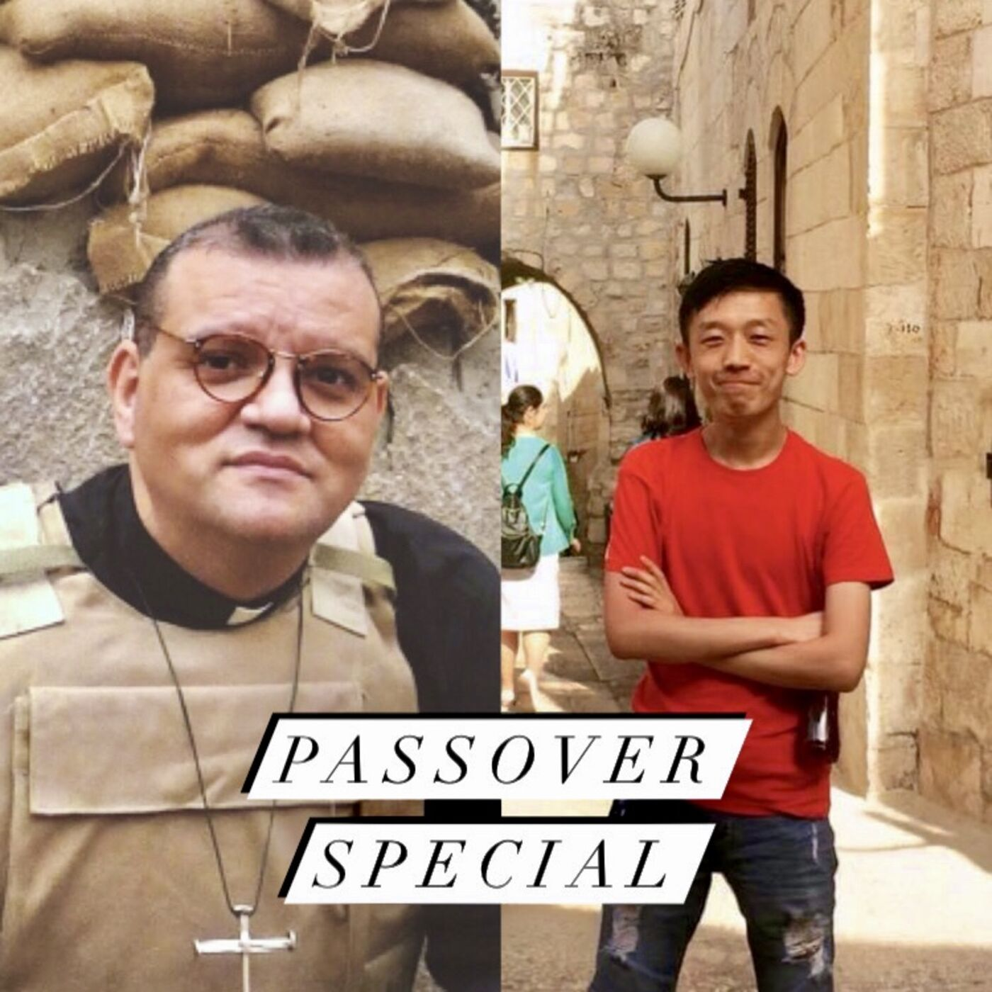 Passover Special - Canon Andrew White
