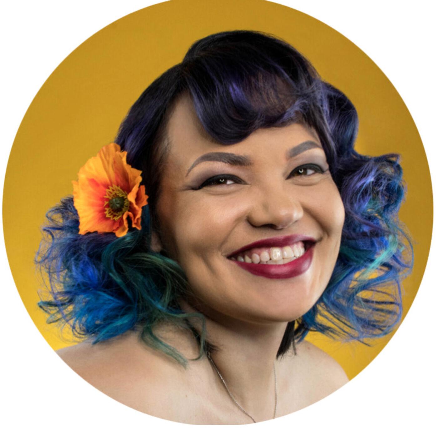 """Sharmane """"MixedGirlMane"""" Fury/Host of Militantly Mixed Podcast"""