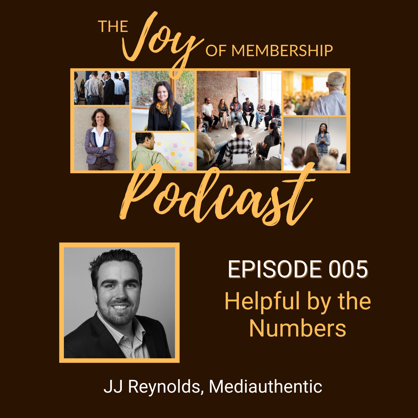Helpful by the Numbers: JJ Reynolds, Mediauthentic