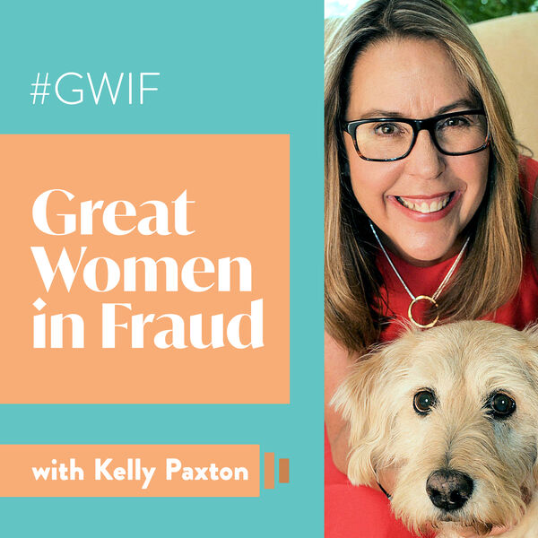 Great Women In Fraud Podcast Artwork Image