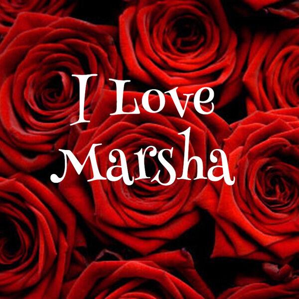 I Love Marsha Podcast Artwork Image