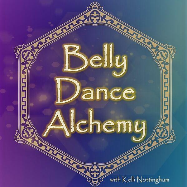 Belly Dance Alchemy Podcast Artwork Image
