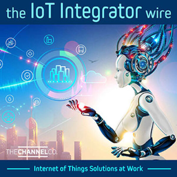 The IoT Integrator Wire Podcast Artwork Image