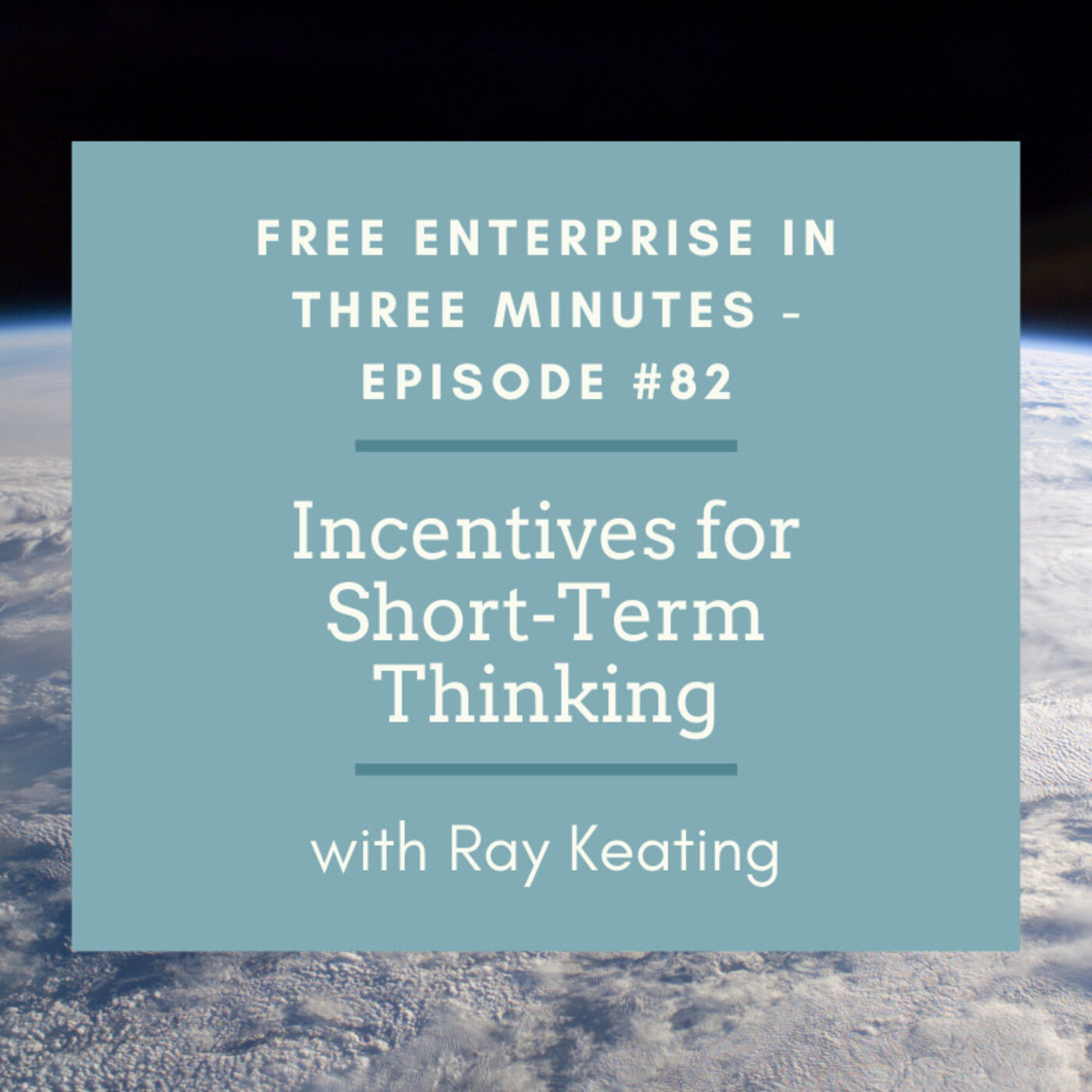 Episode #82: Incentives for Short-Term Thinking