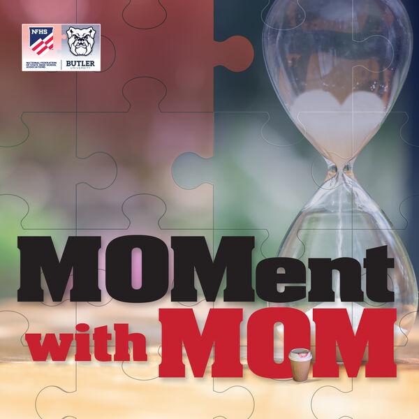 MOMentwithMOM Podcast Artwork Image