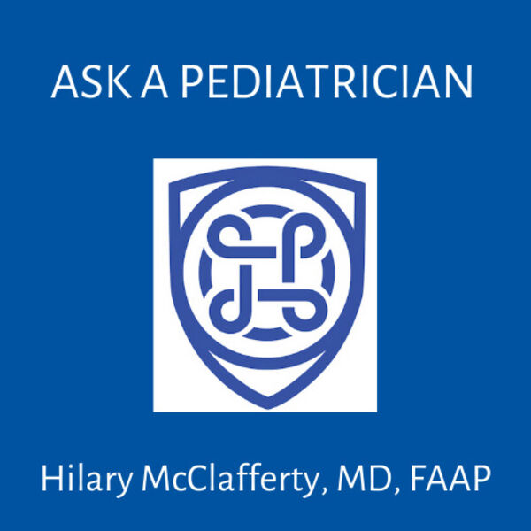 Ask a Pediatrician Podcast Artwork Image