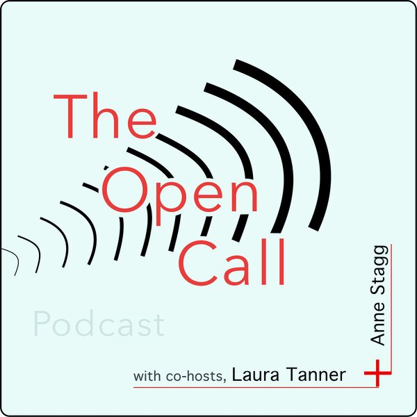 The Open Call Podcast Podcast Artwork Image
