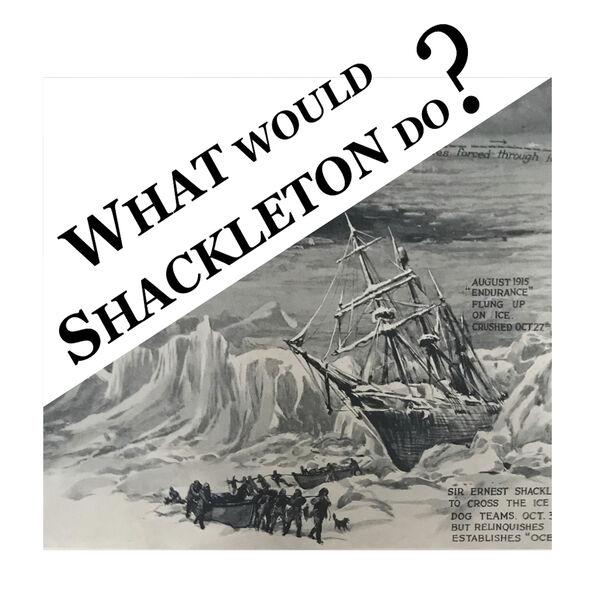 What would Shackleton do? Podcast Artwork Image