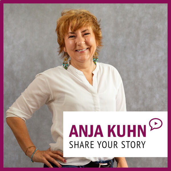 Personal Brand Story I Share your Story Podcast Artwork Image