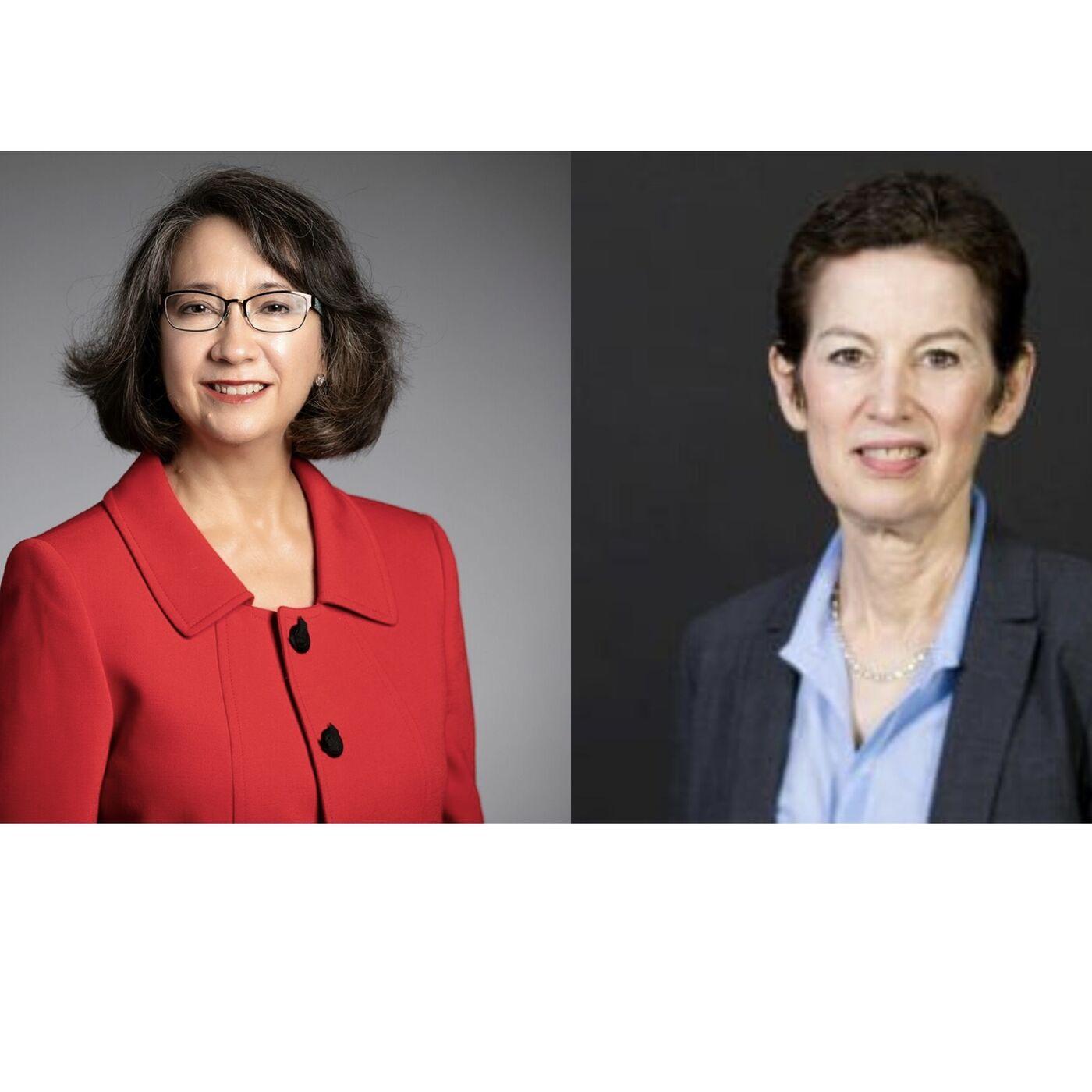 Professor Sandra Guerra Thompson & Professor Nicole Bremner Casarez