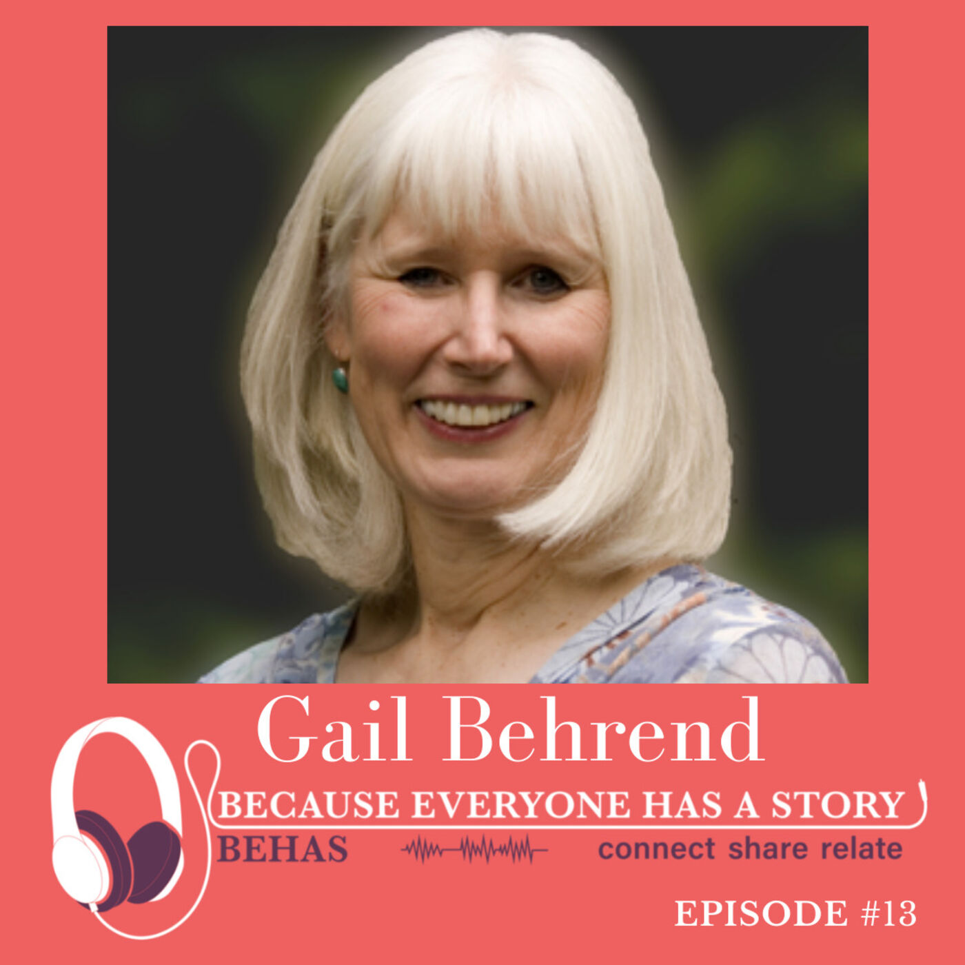 #13 - From a Successful Engineer to Passionate Energy Healer - Gail Christel Behrend