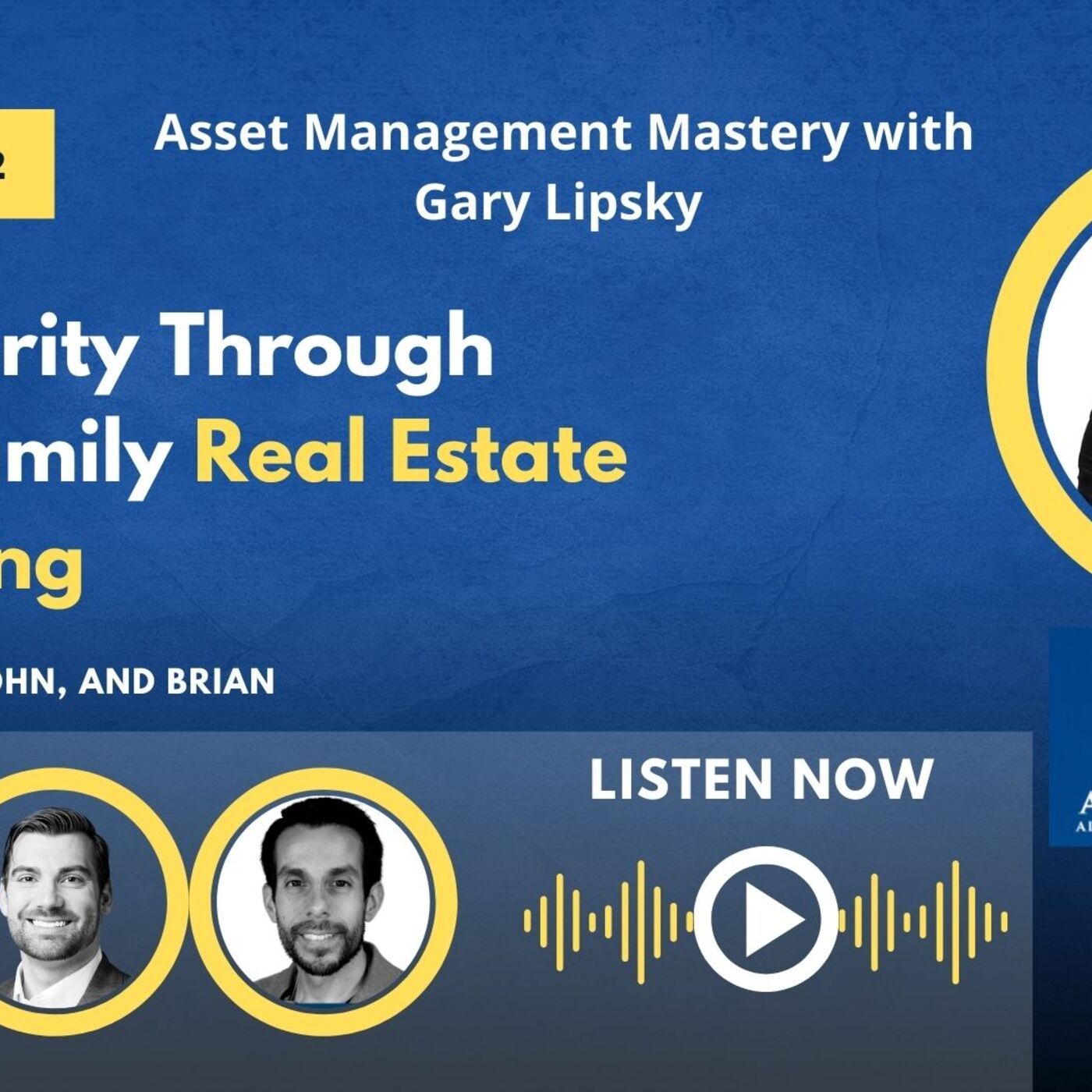 Asset Management Mastery with Gary Lipsky