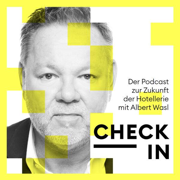 Check-in - Der Podcast zur Zukunft der Hotellerie Podcast Artwork Image