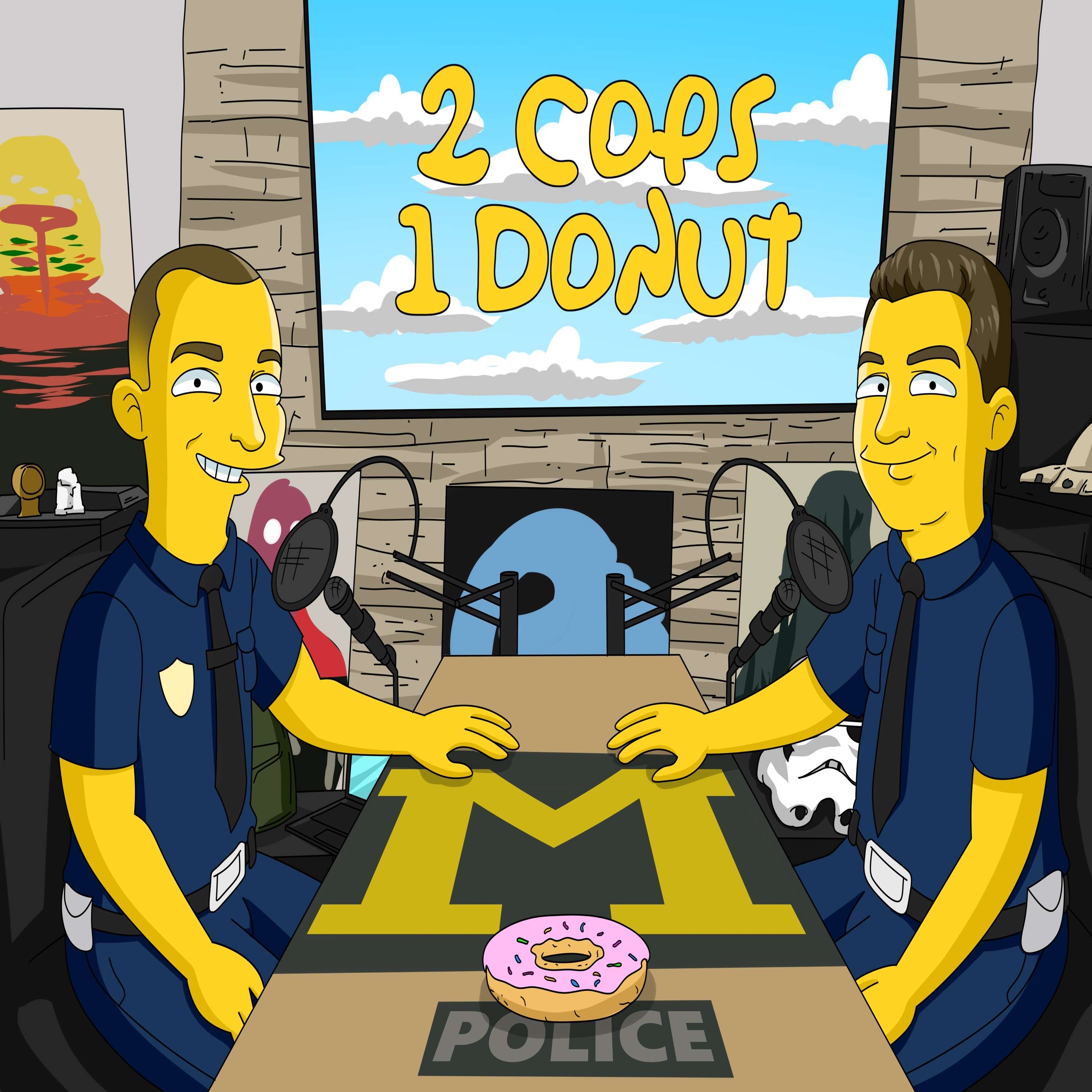 2 Cops 1 Donut ep#029 What is Flock Safety System? Sgt. Kevin Cox