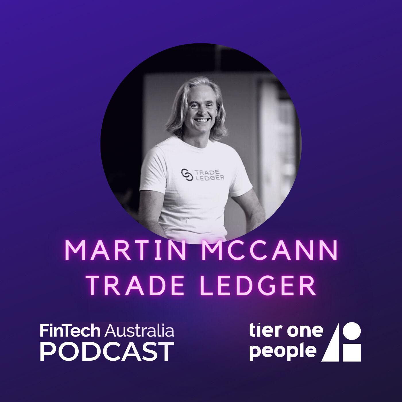 #68 Martin McCann - Trade Ledger