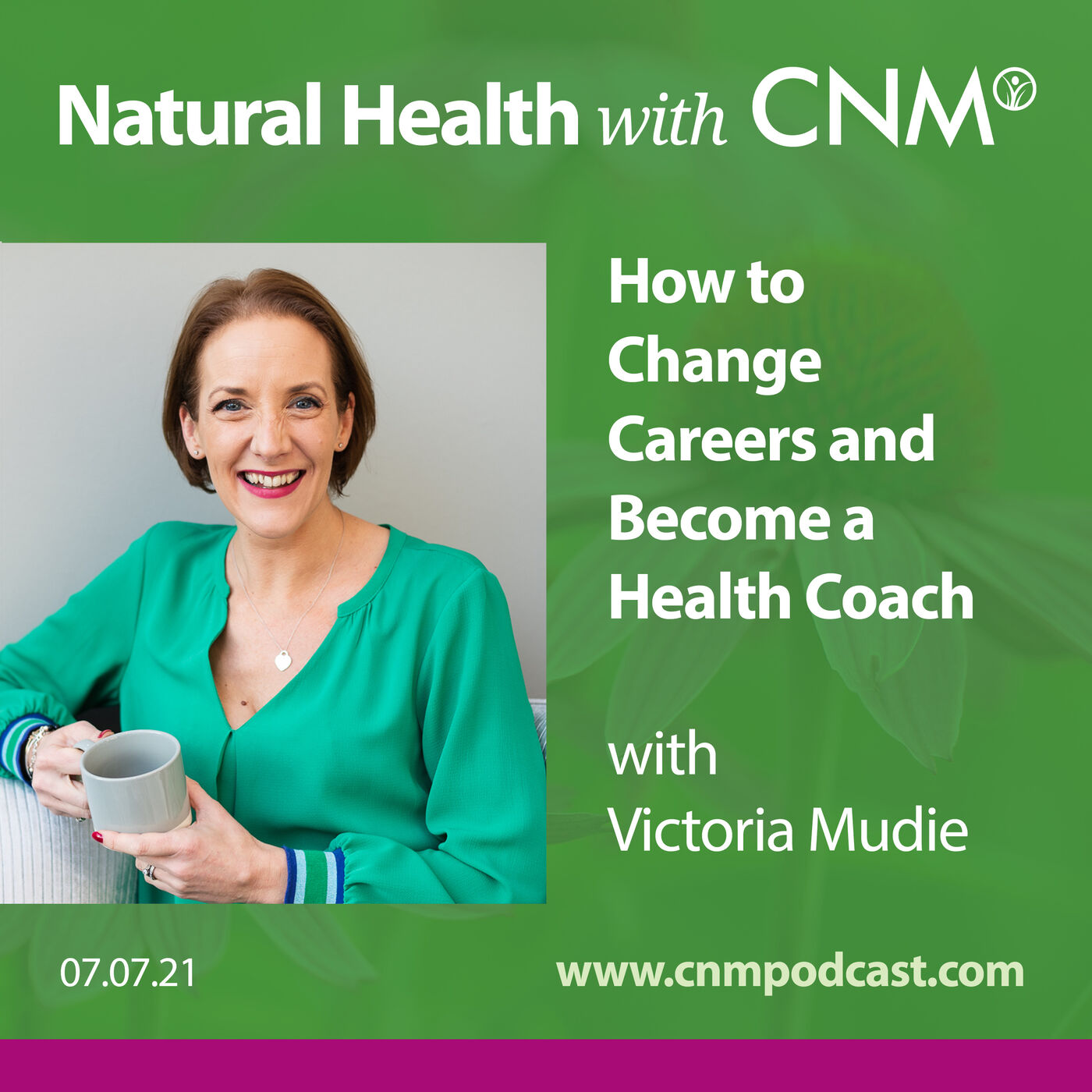 How to Change Careers & Become a Health Coach with Victoria Mudie