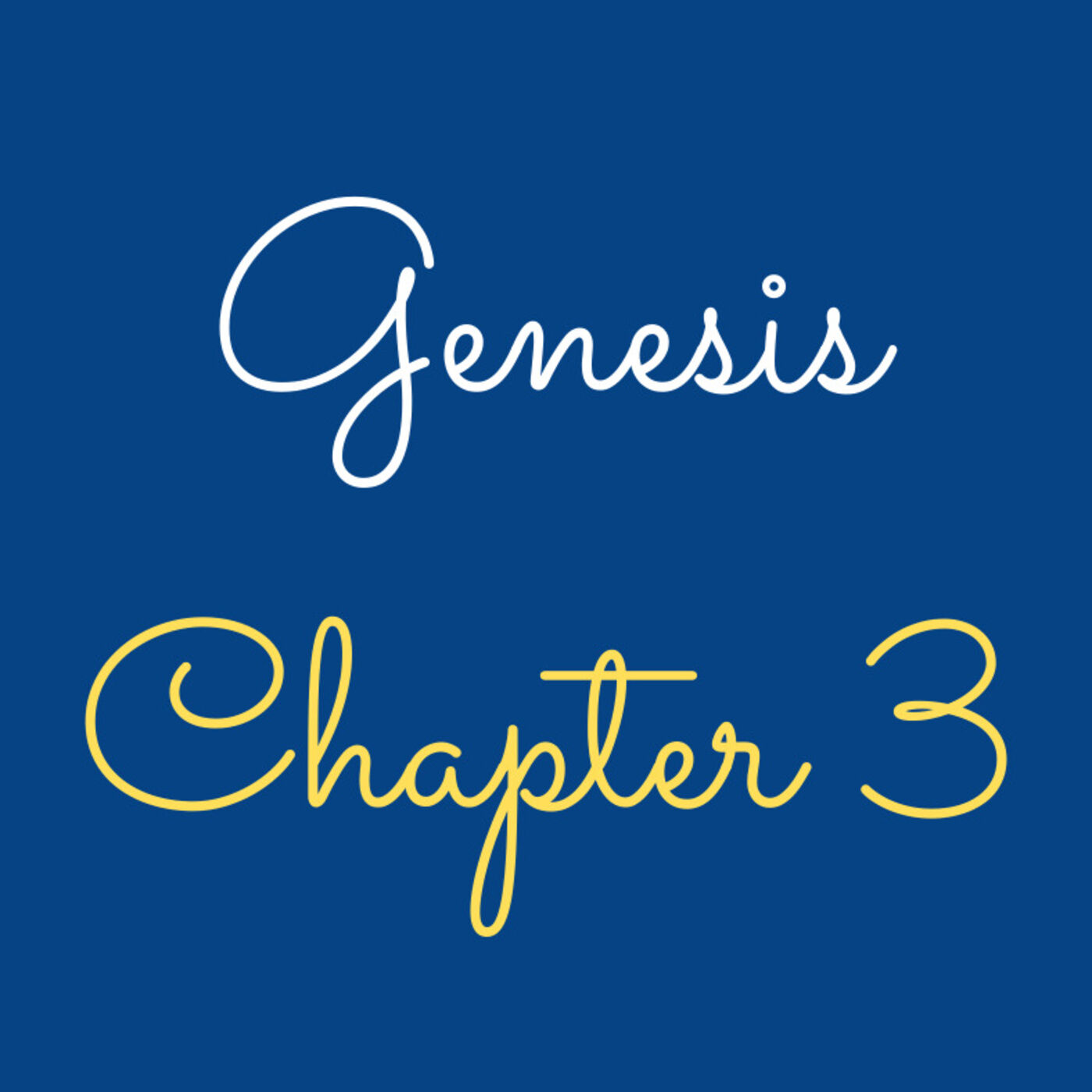 "Genesis 3 ""The Liar"" - #48"