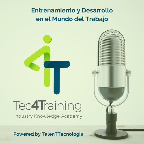 Tec4Training Podcast Podcast Artwork Image