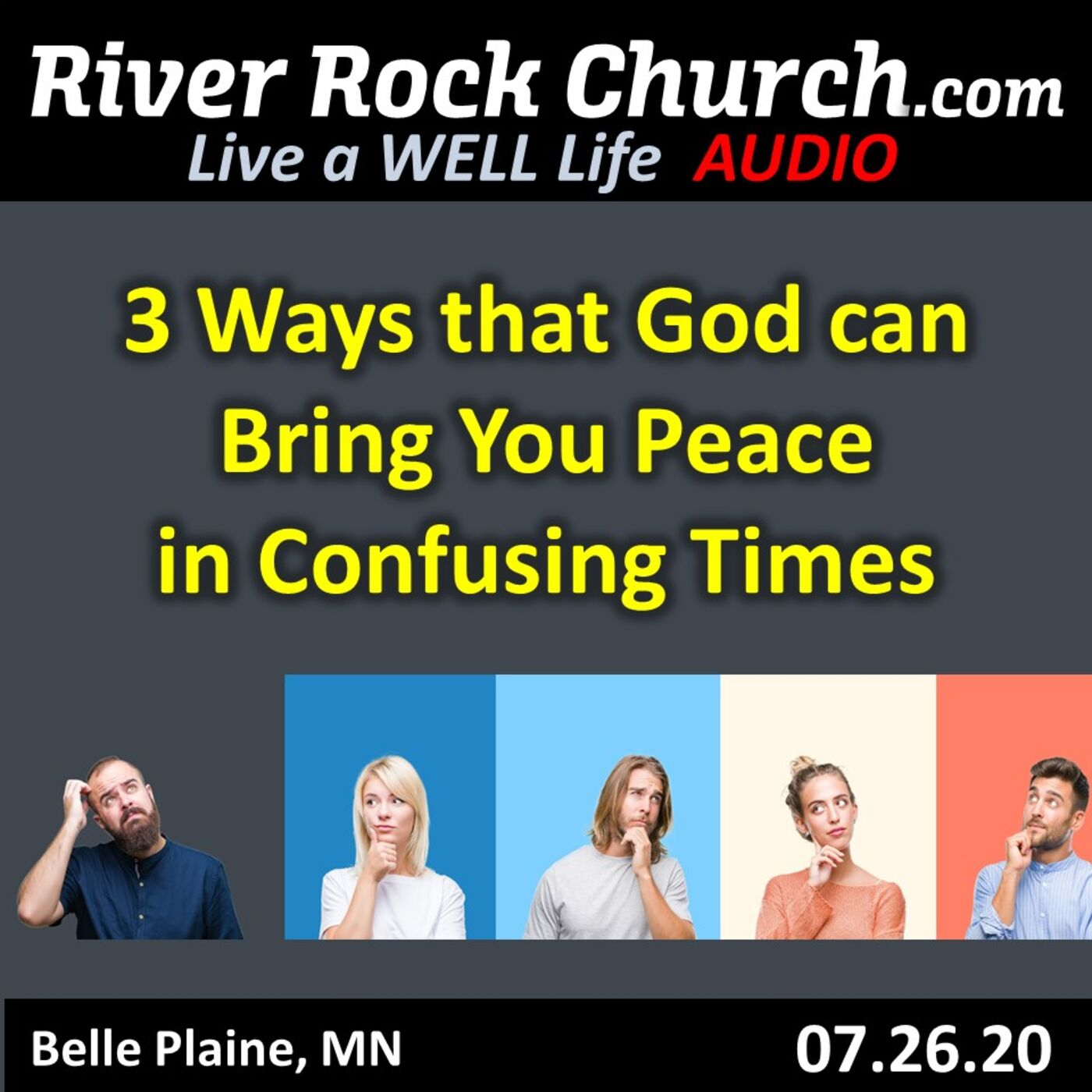 3 Ways that God can Bring You Peace in Confusing Times