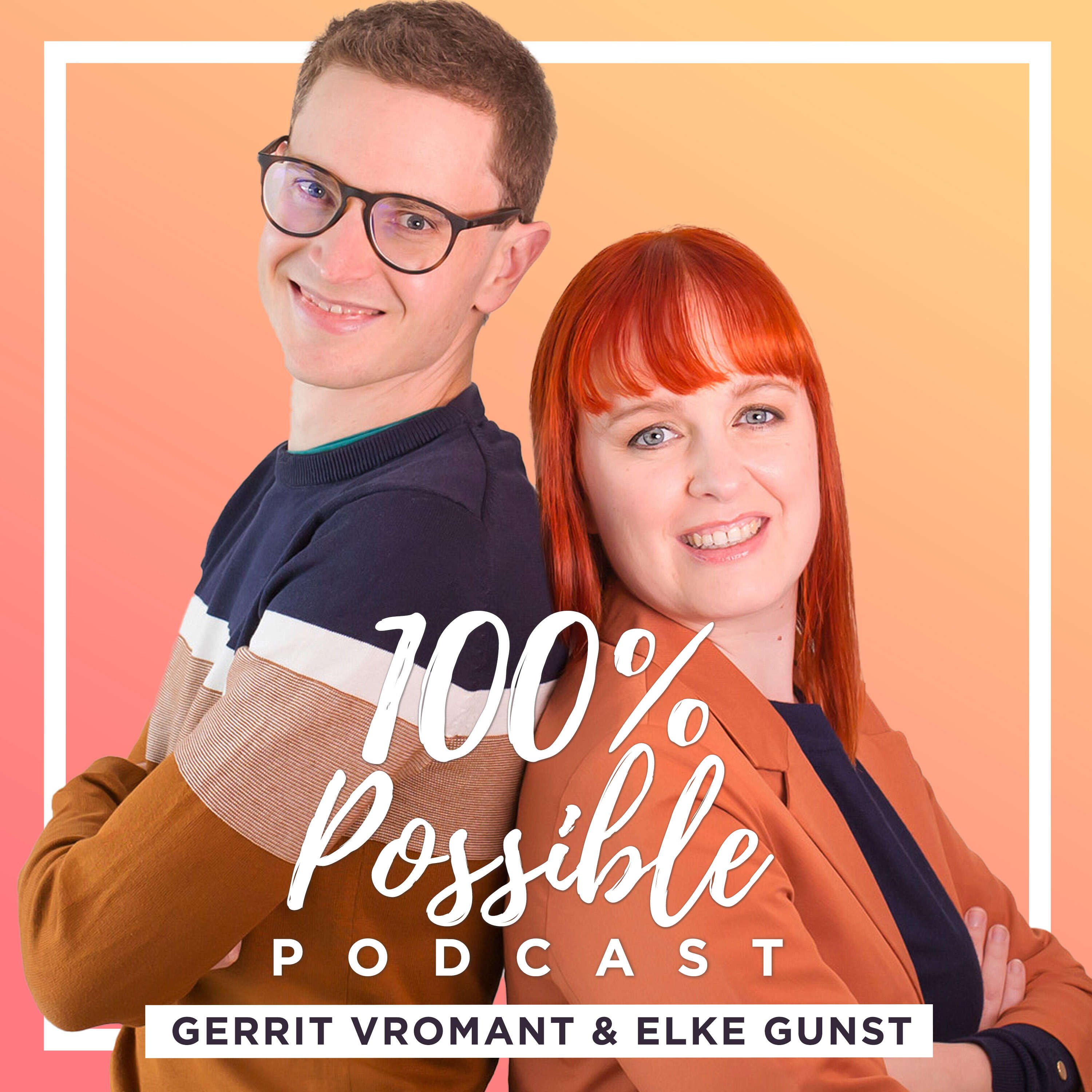 100% Possible Podcast logo