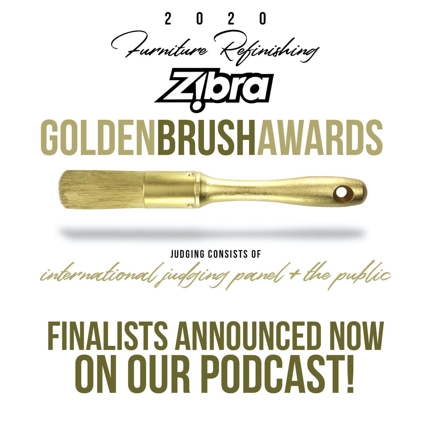 Announcing The Zibra's Golden Brush Awards Finalists!