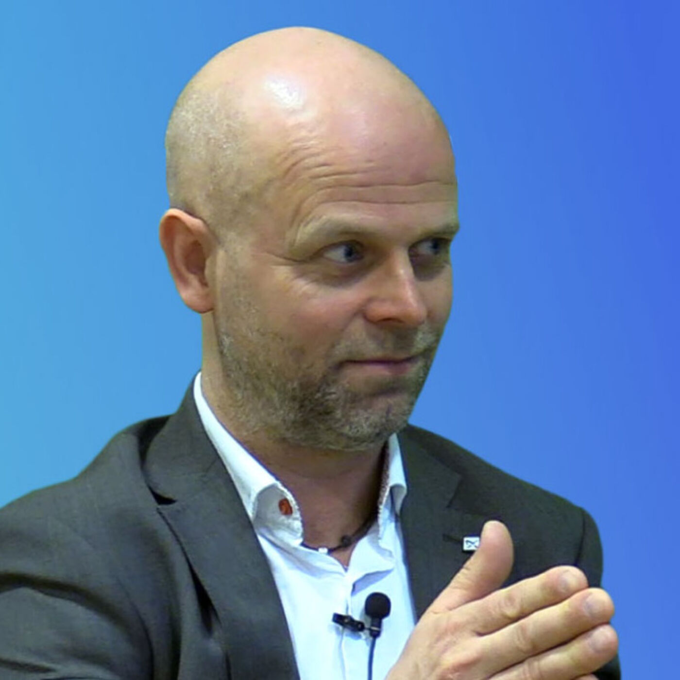 55. Grundfos' Approach to Delivering Digital Transformation - Fredrik Östbye, Grundfos